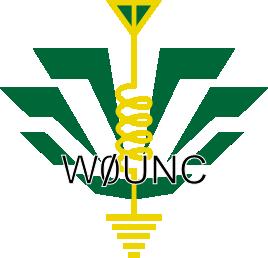 W0UNC Logo-Vector